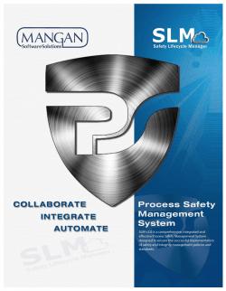 Mangan SLM Product Brochure
