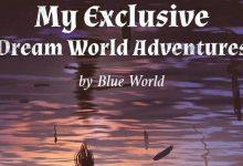 Dreamland Adventure Web Novel Cover
