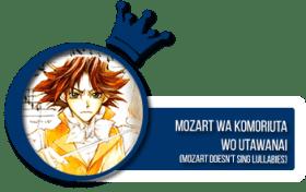 Mozart wa Komoriuta wo Utawanai (Mozart Doesn't Sing Lullabies)