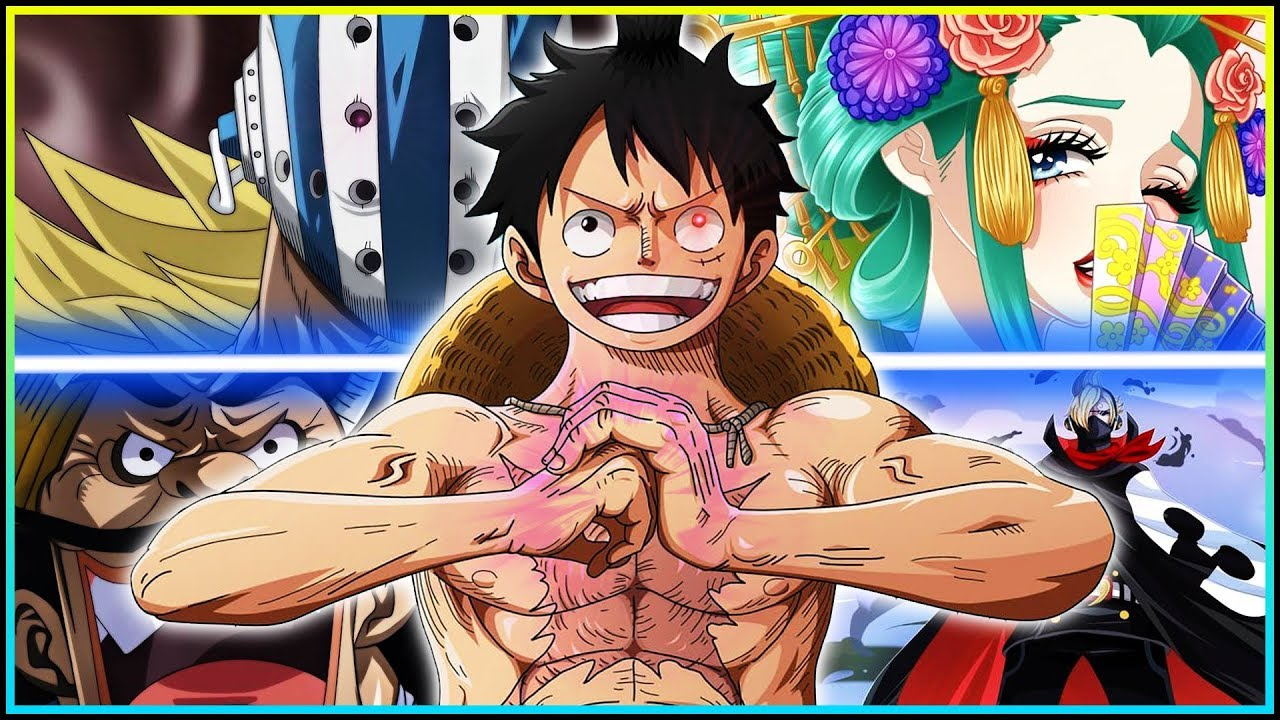 One piece wano arc desktop wallpaper. One Piece Preview Reveals The Start Of Wano Arc S Second Act Manga Thrill