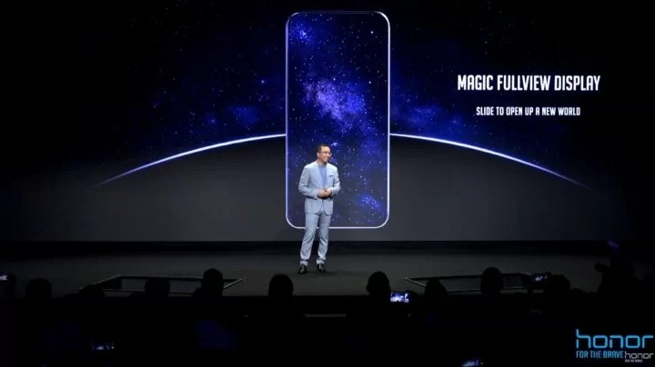 Honor Magic 2 debutuje na výstavě IFA 2018