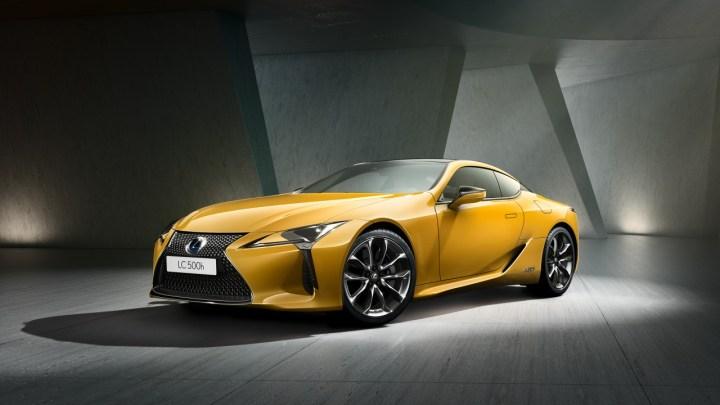 Lexus je opět nejspolehlivější značkou automobilů