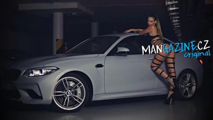 Fotogalerie: Kiara a BMW M2 Competition