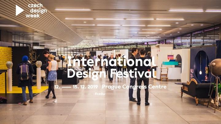 Czech Design Week se připojí k oslavám 30 let svobody se vstupem zdarma pro studenty a učitele