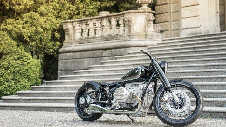 Exkluzivní model BMW Motorrad Concept R 18 je možné již předobjednávat