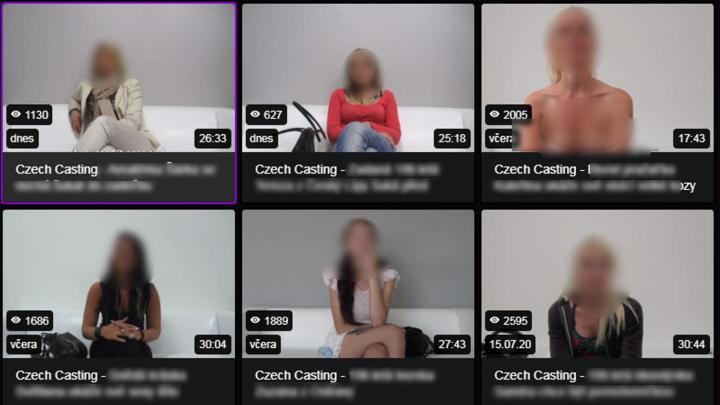 Czech Casting: Policisté obvinili 9 lidí z agentury, která slibovala modeling. Vyklubalo se z toho porno a sex