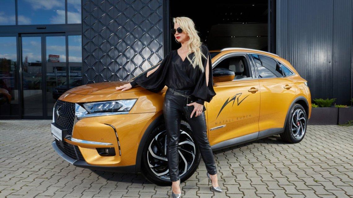 Značka DS je partnerem módní návrhářky Natali Ruden