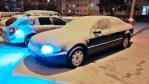 Se sněhem na autě nejezděte. Kromě toho, že můžete ohrozit ostatní řidiče, můžete dostat i pokutu