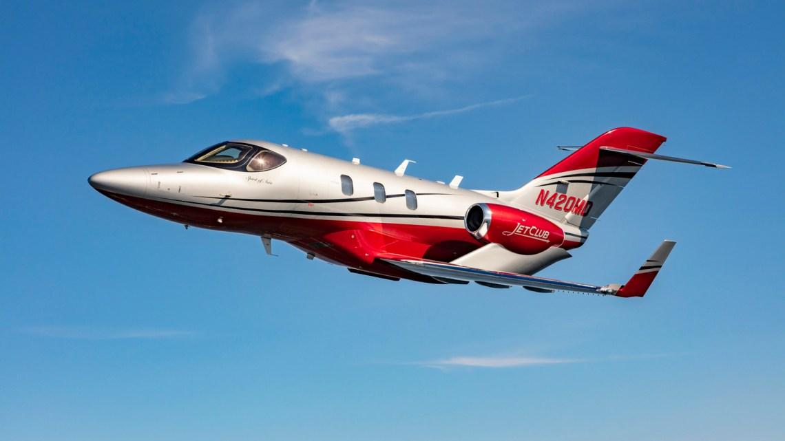 Společnost JetClub spouští v Evropě svůj program pro podílové spoluvlastnictví komerčních letadel