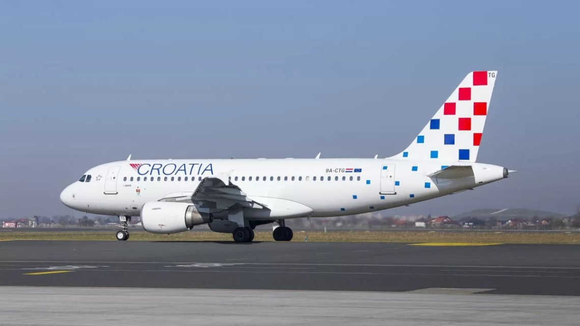 Croatia Airlines spustí přímé lety z Prahy do Splitu