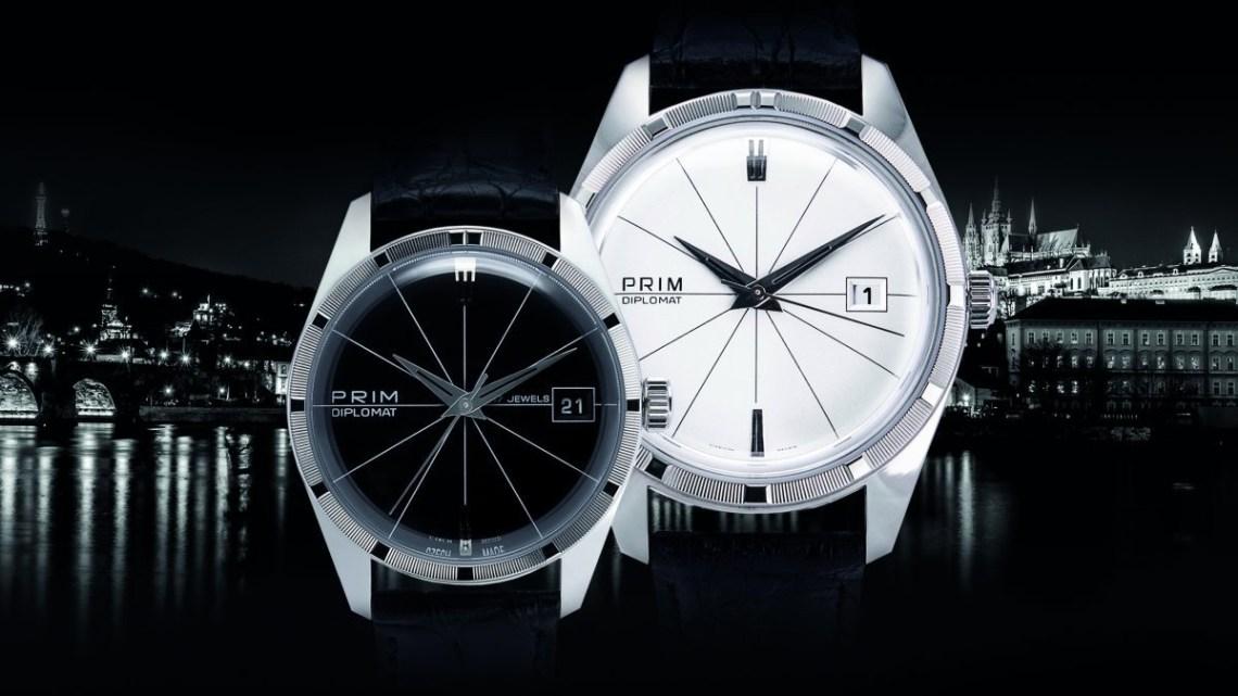Párové hodinky PRIM: Netradiční dárek, který nahradí i snubní prstýnek
