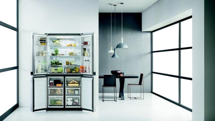 Jak vybrat lednici krok za krokem?