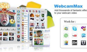 WebcamMax – Hàng ngàn hiệu ứng khổng lồ cho Webcam