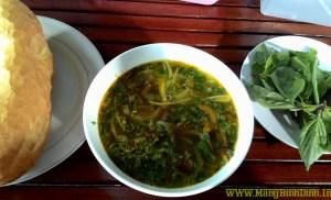 Đi ăn súp lươn Nghệ An ở Quy Nhơn