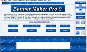 Thiết kế banner thật đơn giản với Banner Maker Pro 9