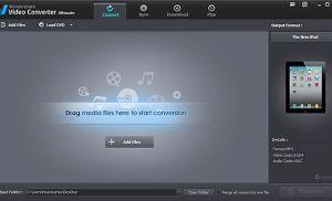 Wondershare Video Converter 6.0.2 – Chuyển đổi video nhanh hơn 30 lần