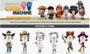 ChibiMachine: Tạo ảnh chibi trực tuyến