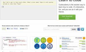 Học lập trình trực tuyến miễn phí với CodeCademy