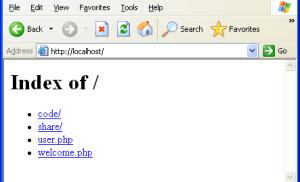 Xử lý tính năng liệt kê thư mục (directory listing) với .htaccess