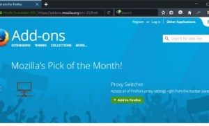 Addons.Mozilla.Org sẽ có giao diện mới