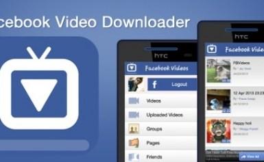 Hướng dẫn tải video clip từ Facebook về máy tính