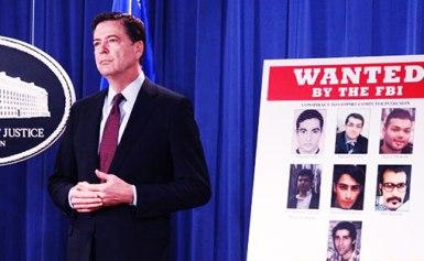 FBI tầm nã 7 tin tặc người Iran
