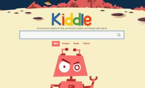 Kiddle – Trang tìm kiếm mới dành cho trẻ em