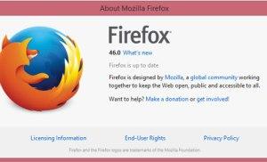 Firefox 46 có gì mới