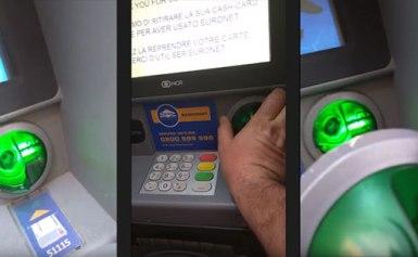 Chuyên gia an ninh mạng phát hiện ATM Skimmer thực tế tại Vienna (Áo)