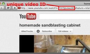 Hàm tách ID của Video trên Youtube từ URL với ngôn ngữ PHP
