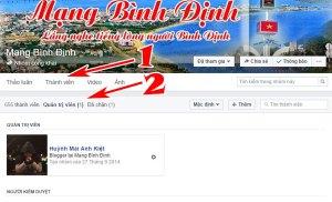 Tìm quản trị viên của một nhóm trên Facebook