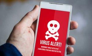 Những dấu hiệu nhận biết điện thoại bị nhiễm virus
