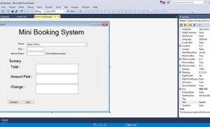 Hướng dẫn tạo một hệ thống booking đơn giản với VB.Net
