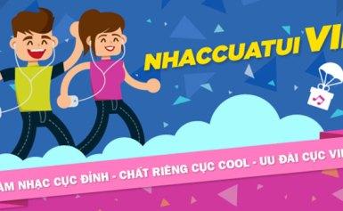 Mẹo nhỏ để nhận ngay 1 tháng VIP miễn phí cho tài khoản NhacCuaTui