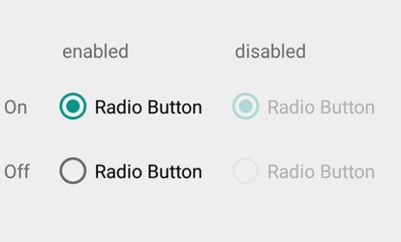 Làm quen với RadioButton trong Android Studio