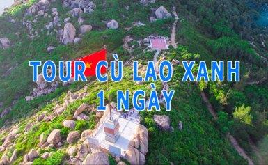 Tour du lịch 1 ngày ở Cù Lao Xanh
