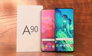 Rò rỉ thông tin về Samsung Galaxy A90