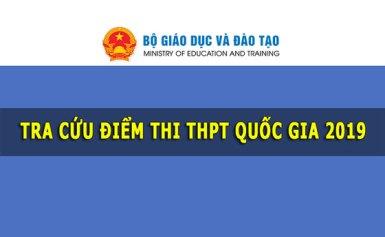 Mạng Bình Định hỗ trợ tra cứu điểm thi THPT Quốc gia 2019 ở Hội đồng thi Bình Định