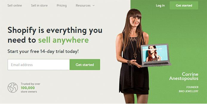 Câu chuyện 1.000.000 của nền tảng thương mại điện tử Shopify