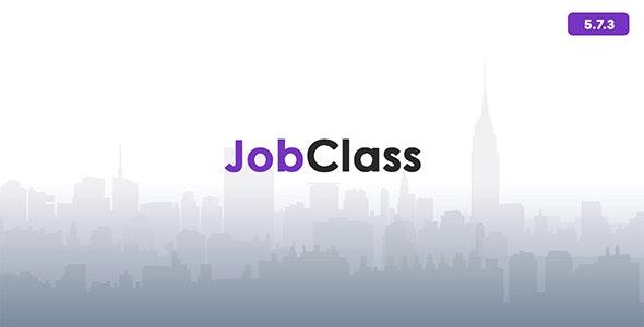 JobClass – Mã nguồn chuyên trang tuyển dụng bằng PHP