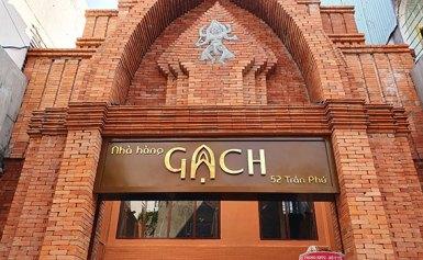Nhà hàng Gạch (Tp.Quy Nhơn) – Tinh Hoa Đất Võ