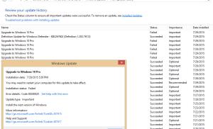 Hướng dẫn khắc phục lỗi WindowsUpdate_80240020 không update được Windows 10