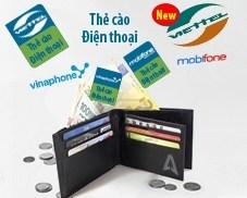 Mua thẻ nạp tiền điện thoại trực tuyến ở đâu rẻ nhất