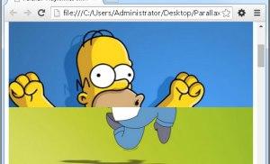 Tạo hiệu ứng Parallax đơn giản cho trang web bằng CSS