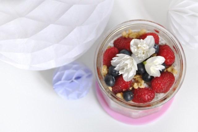 Crème dessert coeur - MangeBrilleAime