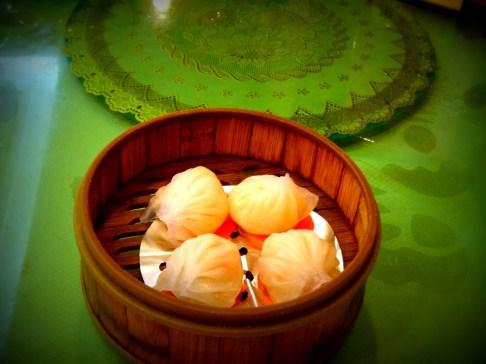 Prawn Dumplings - Hong Kong