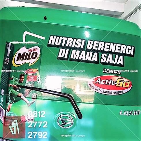 car branding sticker mobil bandung