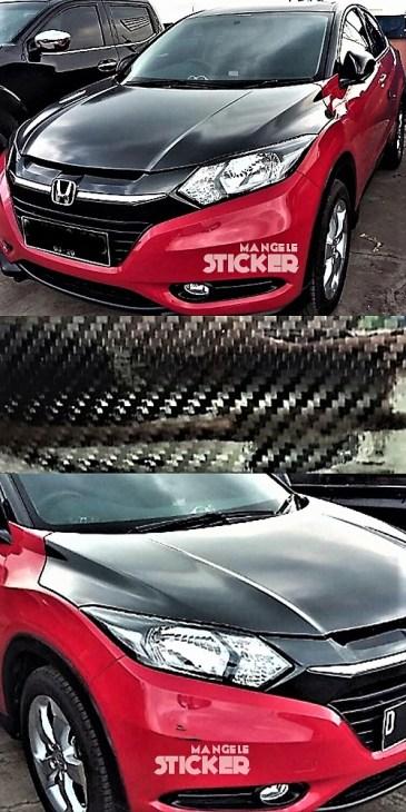 carbon stiker mobil bandung