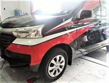 cutting stiker mobil avanza   081227722792   putih merah