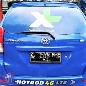 car branding stiker mobil avanza bandung provider xl